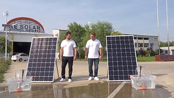 Video - Paneles Solares Inteligentes AESolar